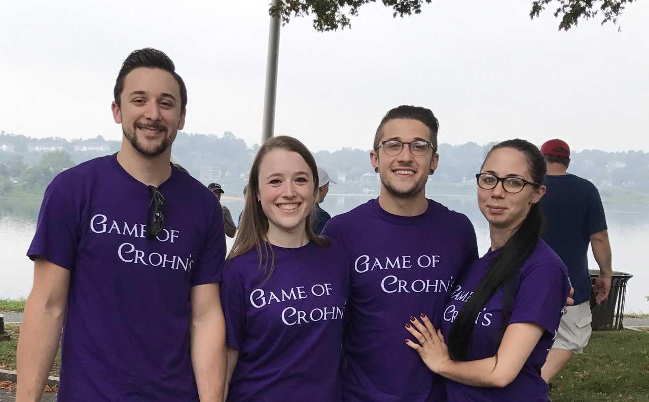 JFC staffing's Photo, Crone's support event team photo